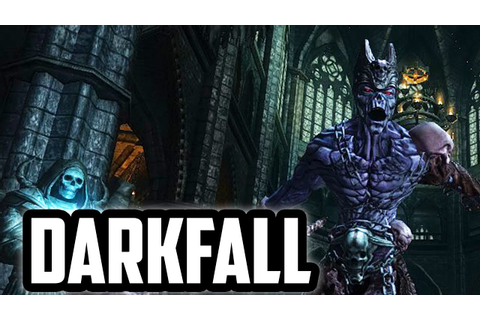 Darkfall Unholy Wars - Game Preview - YouTube
