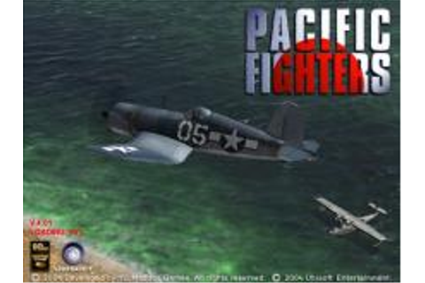 Pacific Fighters Download (2004 Simulation Game)