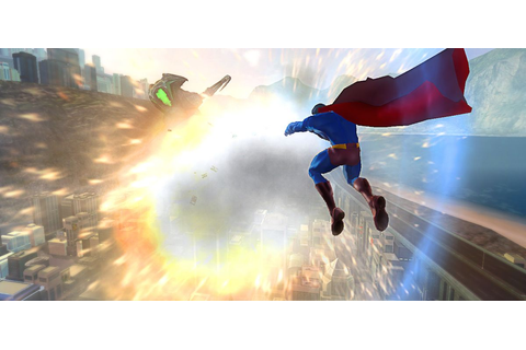 'Superman Returns: The Videogame' Goes the Way of the ...