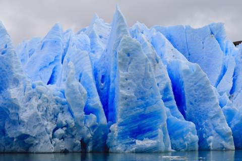 Why Is Ice Blue? (Or Does It Just Look that Way?)