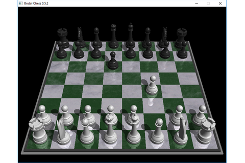 Brutal Chess Portable (3d chess game) | PortableApps.com
