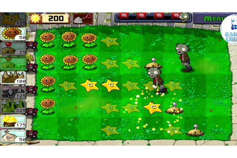Plantes Contre Zombies(1) - YouTube