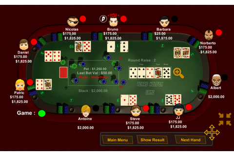 Poker Texas Holdem Tournament - Android Apps on Google Play