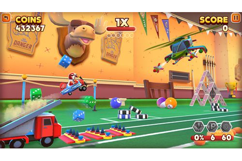 Joe danger: Infinity iPhone game - free. Download ipa for ...