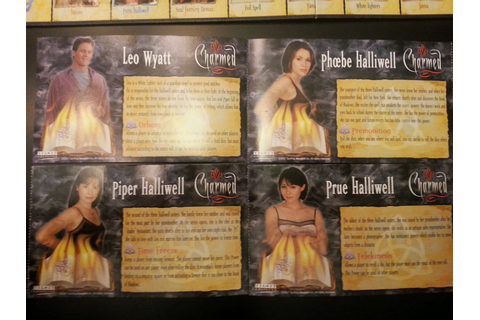 Charmed: Book of Shadows | A Board Game A Day