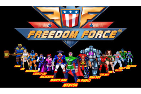 Games I Own: Freedom Force | bit-tech.net