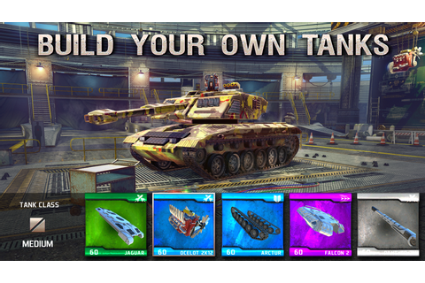 Infinite Tanks - Android Apps on Google Play