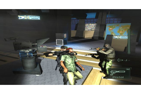 Tom Clancy's Splinter Cell: Pandora Tomorrow - Free ...