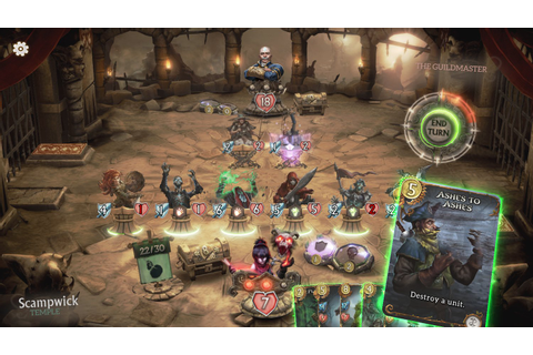 Collectible card game Fable Fortune hits PC, Xbox One next ...