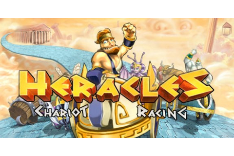 Heracles: Chariot Racing Review (WiiWare) | Nintendo Life