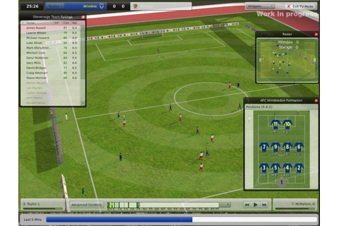 Football Manager 2009 Free Game Download - Free PC Games Den