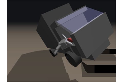Freeware Physics Game Nostalgia: Stair Dismount and Truck ...