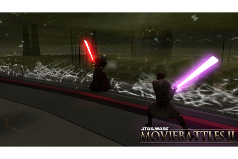 Duel in Palpatines Office image - Movie Battles II mod for ...