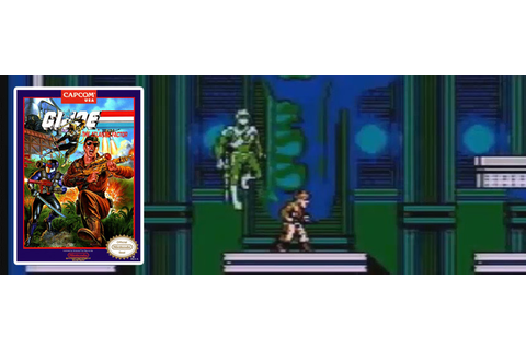 NES AtoZ 63: G.I.Joe The Atlantis Factor | AGREEorDIE