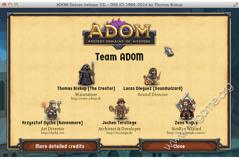 ADOM (Ancient Domains Of Mystery) - Download Free Full ...
