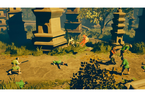 9 Monkeys of Shaolin Screenshots, Pictures, Wallpapers ...
