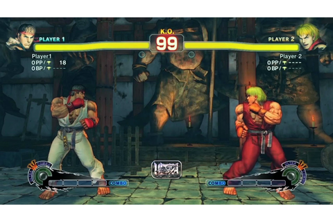 Torrent World: Ultra Street Fighter IV PC game