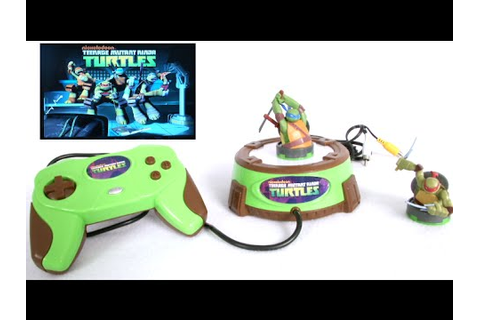 Hero Portal Teenage Mutant Ninja Turtles Starter Pack from ...