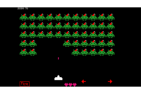 Space Invaders for Windows 10, Windows 8: A Classic Game ...