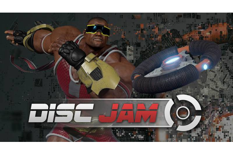 Disc Jam Lands On Nintendo Switch On February 8, 2018 ...