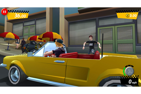 Crazy taxi 2 game free download