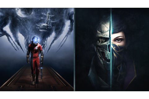 Buy Prey + Dishonored 2 Bundle - Microsoft Store en-ZA