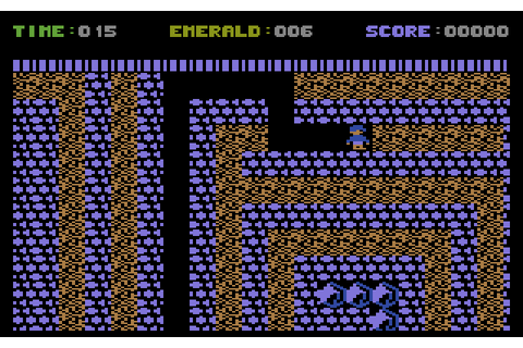 Emerald Mine (1988) by Kingsoft C16/Plus4 game