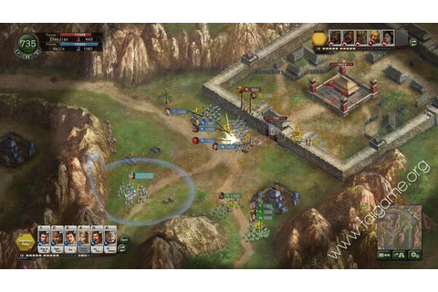 Romance of the Three Kingdoms 12 on Qwant Games