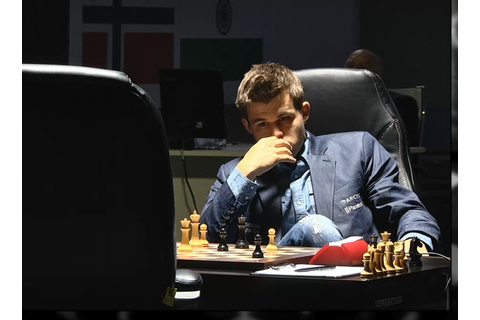 Magnus Carlsen will defend his World Chess Championship ...