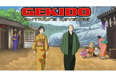Gekido Kintaro's Revenge Lands On Nintendo Switch On March ...