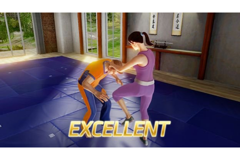 Self-Defense Training Camp trains you with the Kinect ...