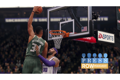 'NBA 2K18' vs 'NBA Live 18' — which video game is the one ...