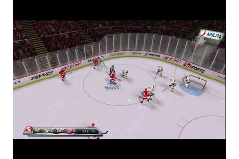 "NHL 2K10 - XBOX 360 ""OK, Game is decent, I am not."" - YouTube"