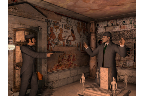 Sherlock Holmes: The Mystery of the Mummy on Steam