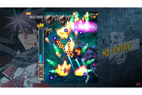 Screenshots zu Bullet Soul Infinite Burst: Alles zum ...