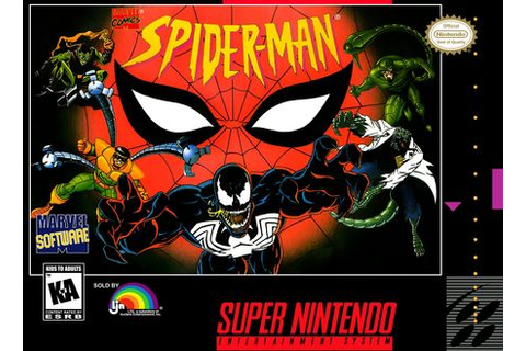 Spider-Man: The Animated Series - Video Games | TrollAndToad