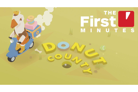 The First 15 Minutes of Donut County Gameplay - YouTube