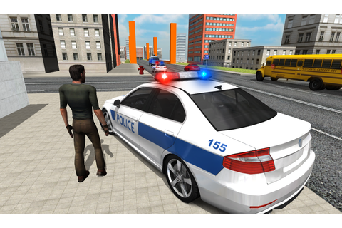 Download Police Car Driver Game in Laptop/PC (Windows 7,8 ...