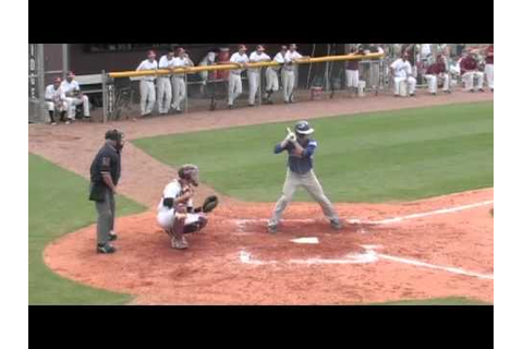 2012 SCHSL 4A Baseball Championship Game 2 - YouTube