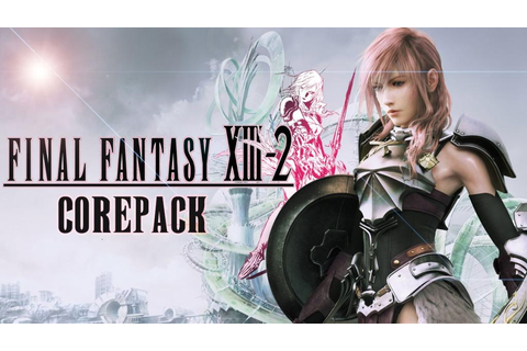 Final Fantasy XIII - 2 (2014 ) PC Game Repack ( English ...