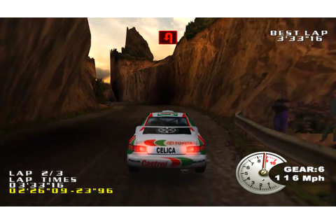 V-Rally 2 Expert Edition Download Game | GameFabrique
