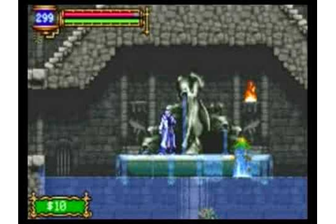 Castlevania: Aria of Sorrow (Part 1) - YouTube
