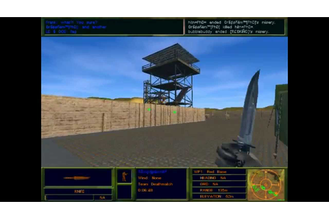 Delta Force 2 Games Novalogic 1999 - YouTube