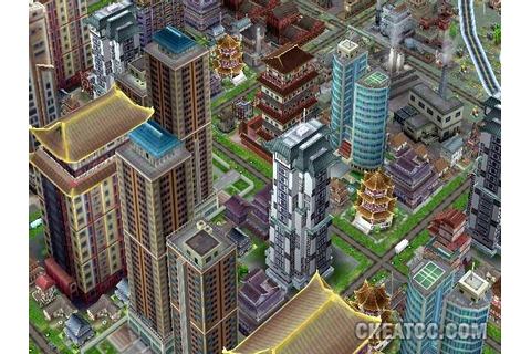 SimCity Creator Review for the Nintendo Wii