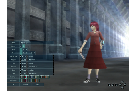 The Save Points » MMORPG first impressions – Shin Megami ...