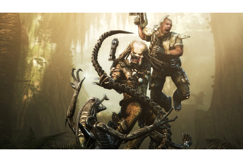 Alien Vs Predator Game Related Keywords & Suggestions ...