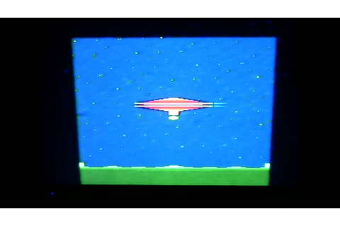 GamingNight: Cosmic Ark Atari 2600 gameplay - YouTube