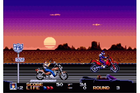 Download Rolling Thunder 3 (Genesis) - My Abandonware