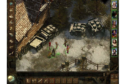 Icewind Dale: Heart of Winter Screenshots for Windows ...