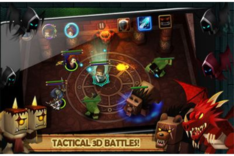 Tiny Legends: Heroes iPhone game - free. Download ipa for ...